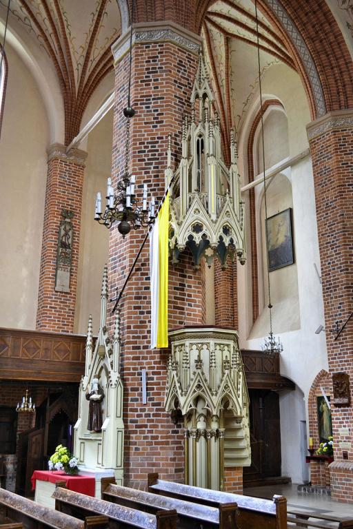 Kościół Mariacki Trzebiatów 3