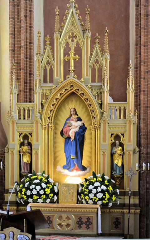 Kościół Mariacki Trzebiatów 4