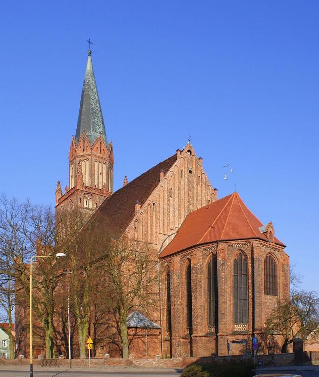 Kościół Mariacki Trzebiatów