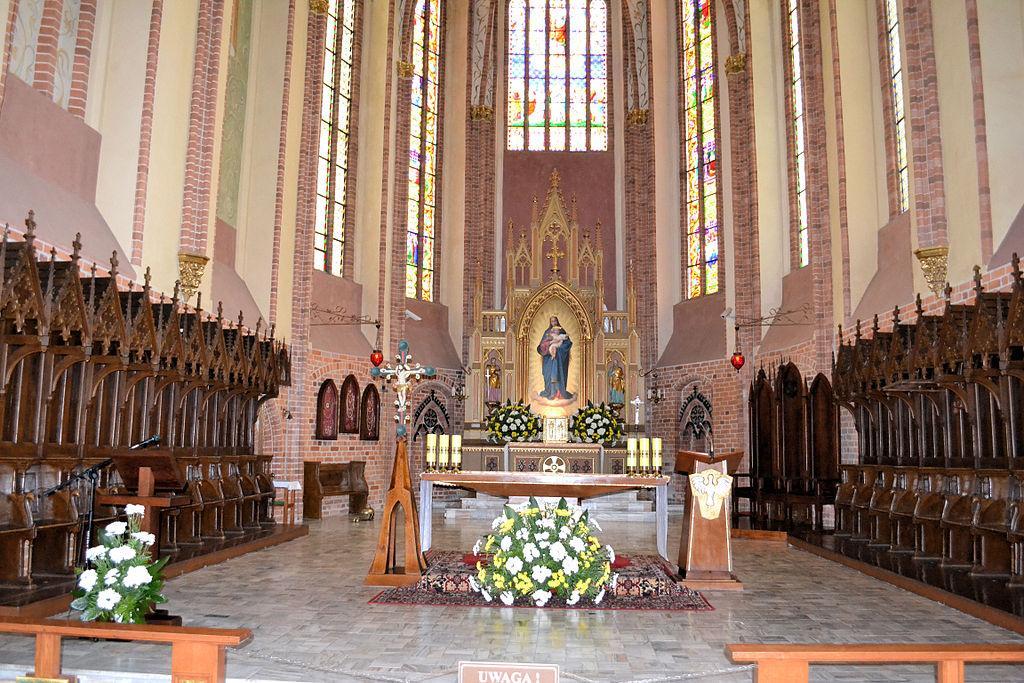 Kościół Mariacki Trzebiatów 2