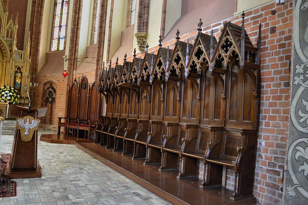 Kościół Mariacki Trzebiatów 6